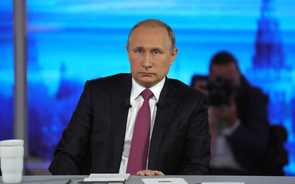 Putin denounces latest sanctions passed by US Senate