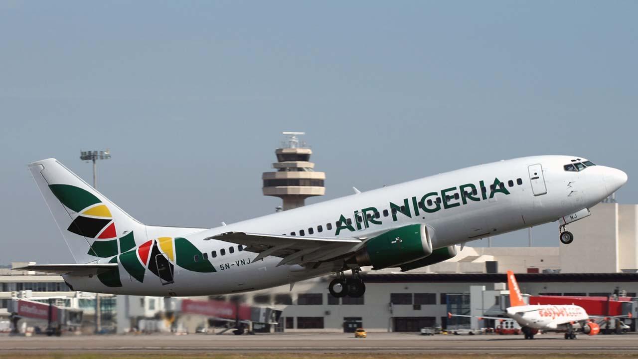 Resultado de imagen para airlines Nigeria
