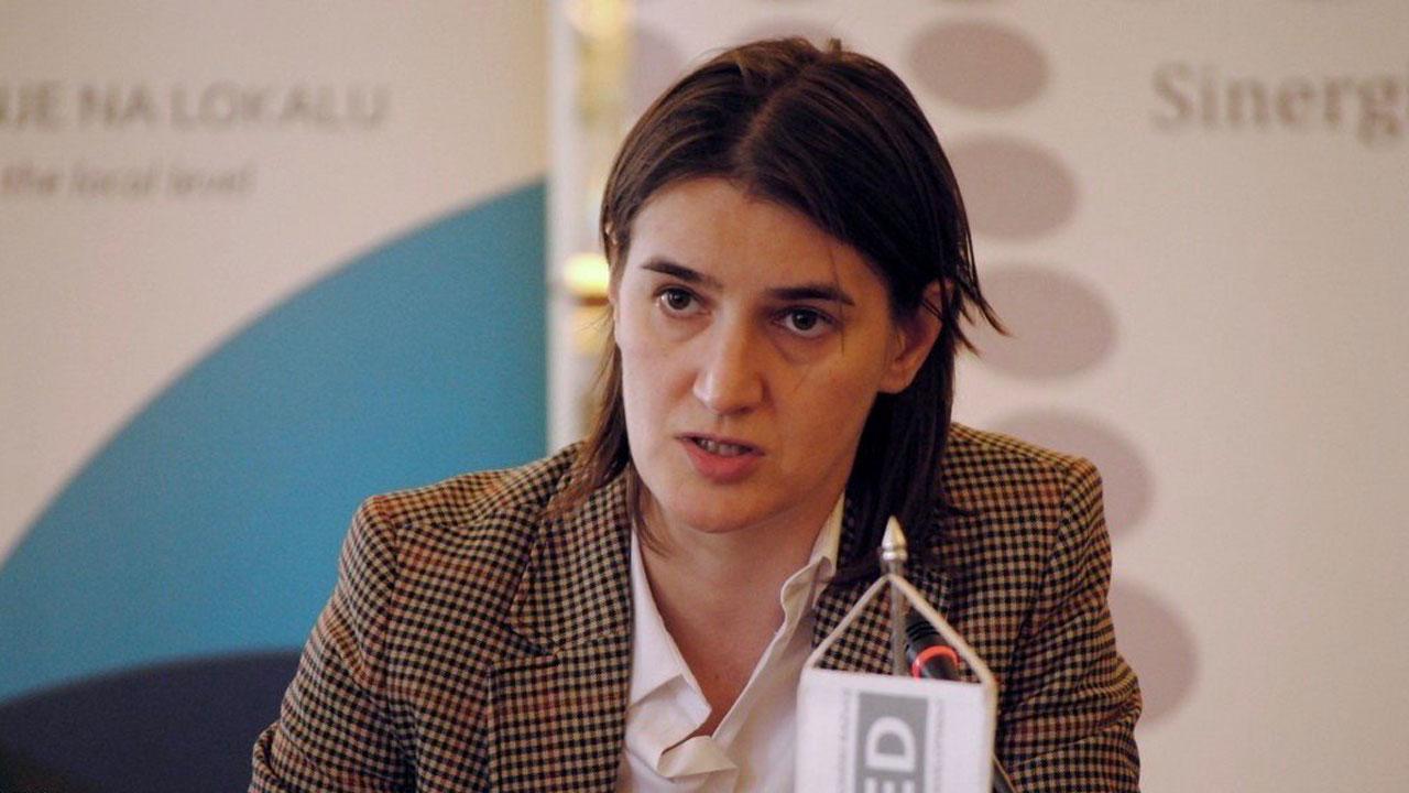 Serbia's president names Ana Brnabic, gay, as prime minister