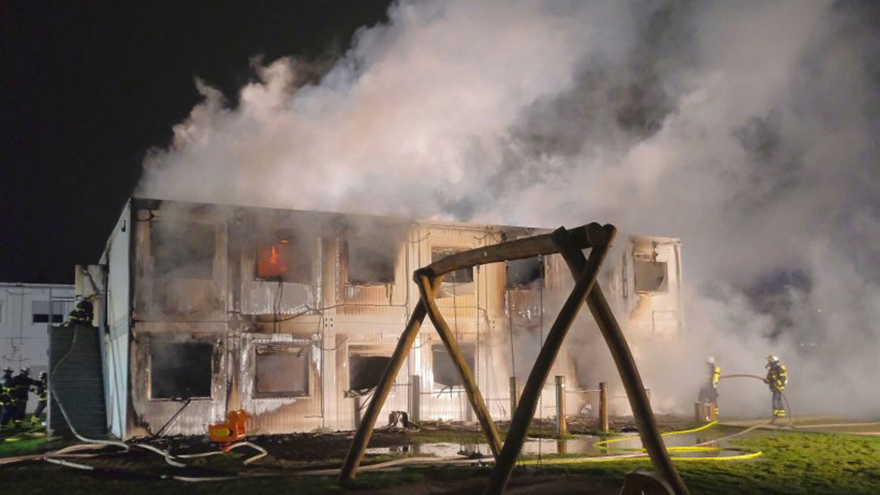 Fire at Bremen migrant home injures 37, investigation ongoing