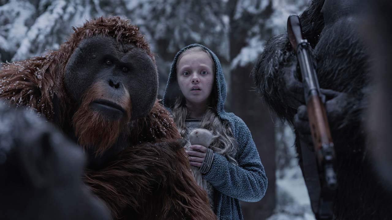 Weekend Box Office: Apes Squash Spider at the Box Office