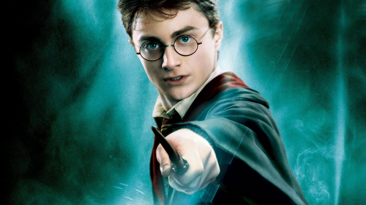 More Harry Potter books this October