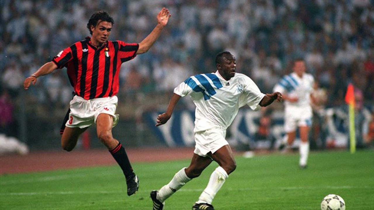 Image result for abedi pele marseille