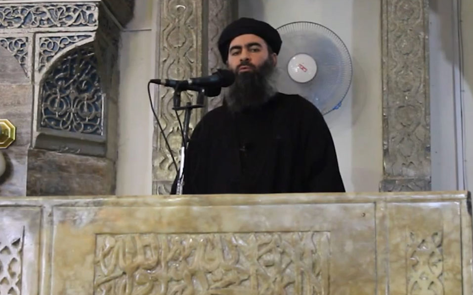 ISIS leader Abu Bakr Al-Baghdadi reported dead