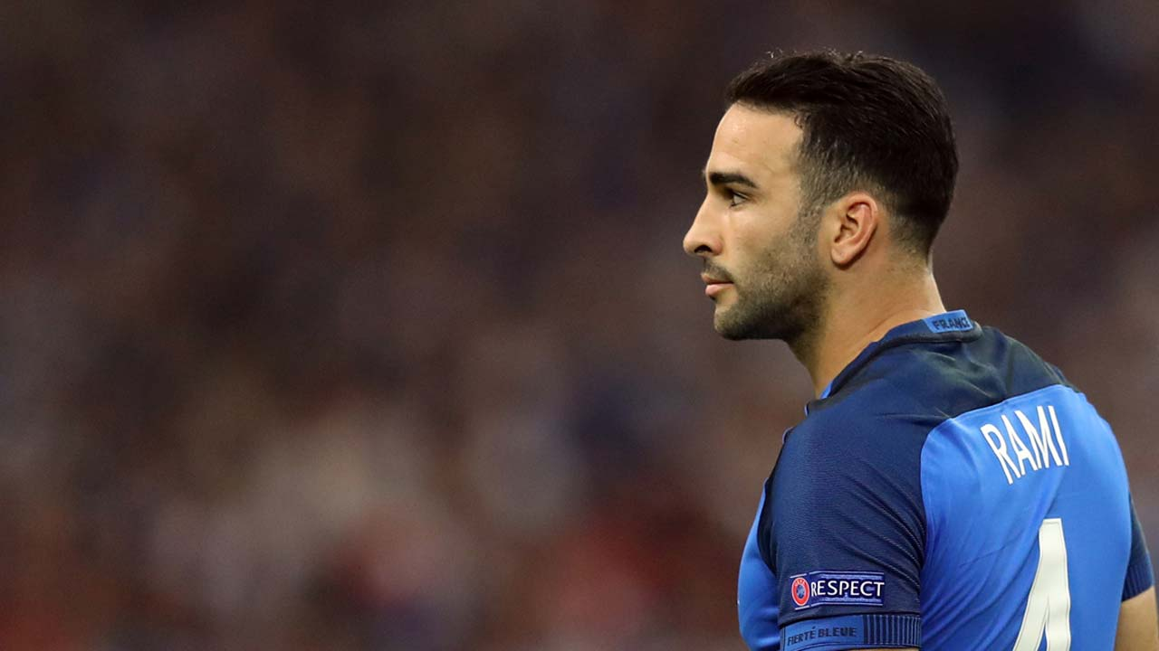 France Defender Rami Joins Marseille Sport The