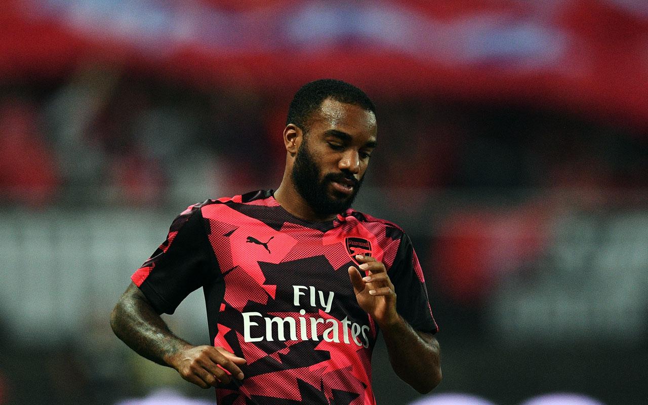 Alexandre Lacazette In Spotlight As Arsenal Host Emirates