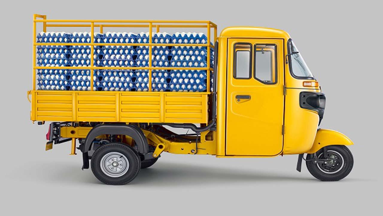Bajaj auto launches mini-cargo, ambulance trucks in Nigeria