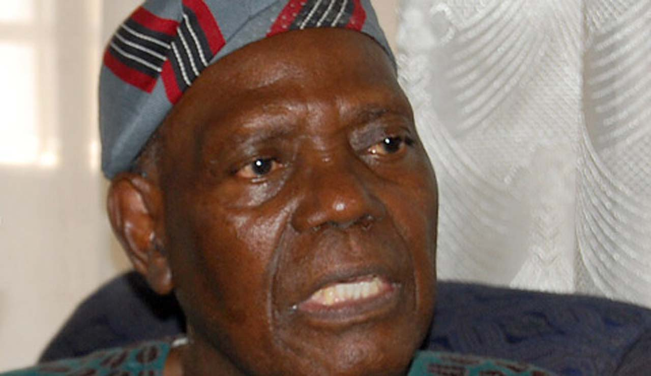 President Buhari calls Chief Bisi Akande over wife's death