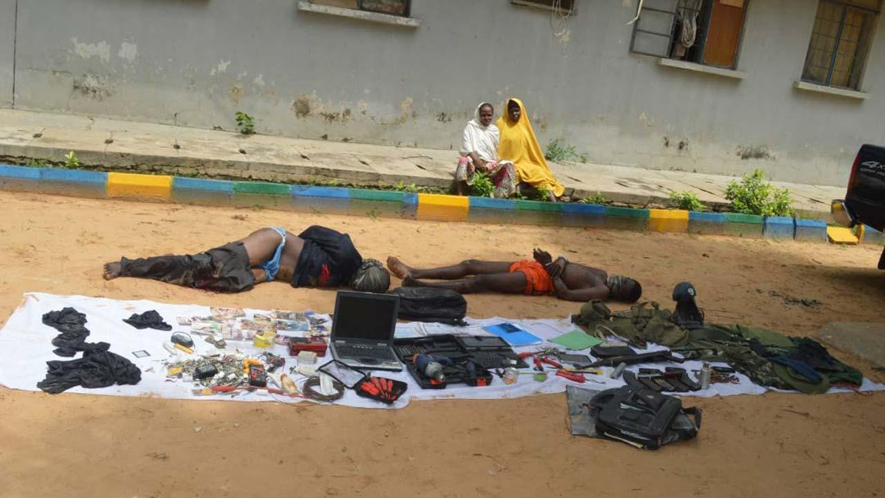 Police Intercept Five Boko Haram Suspects In Kano