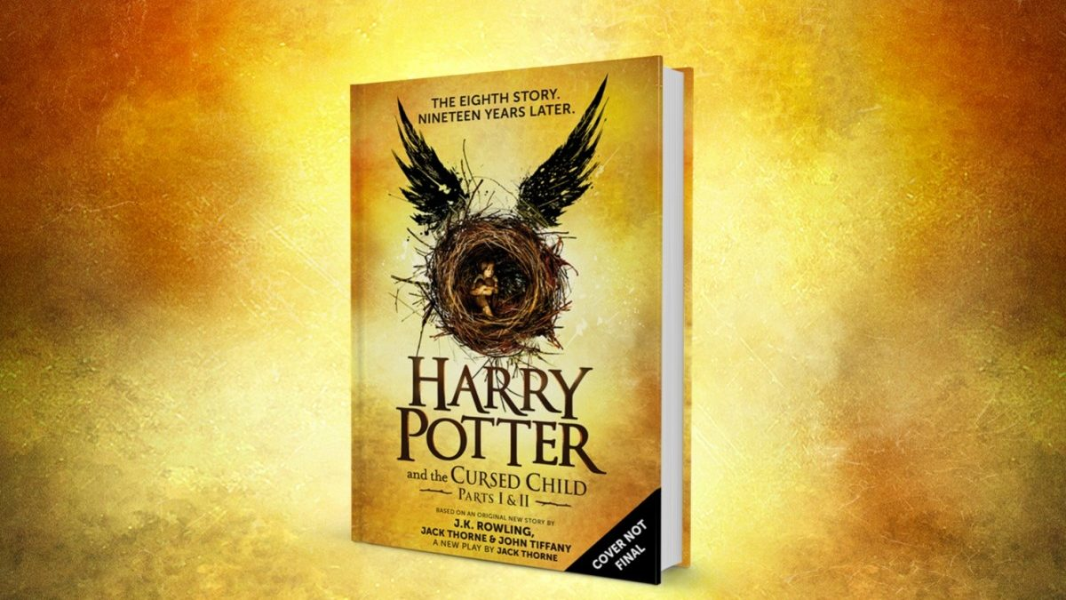Anticipate New Harry Potter Books This Year
