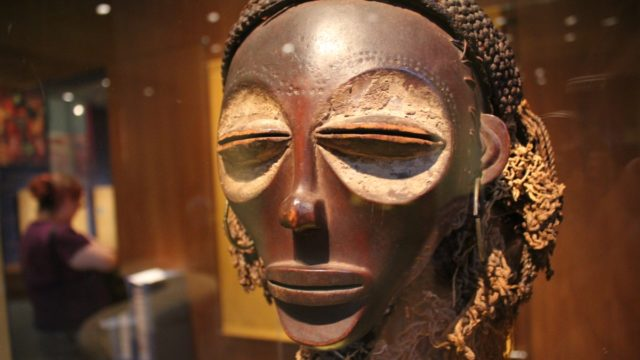 a piece of history  stolen african artefacts