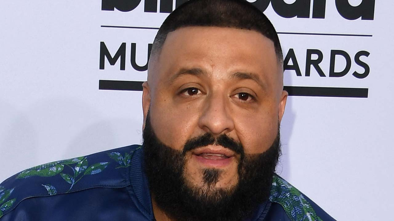 DJ Khaled beats Imagine Dragons to number one