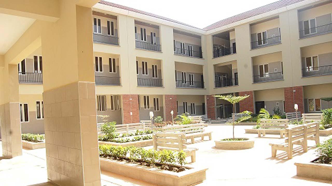 University, Iyamo Premises. Photo: Guardian Nigeria