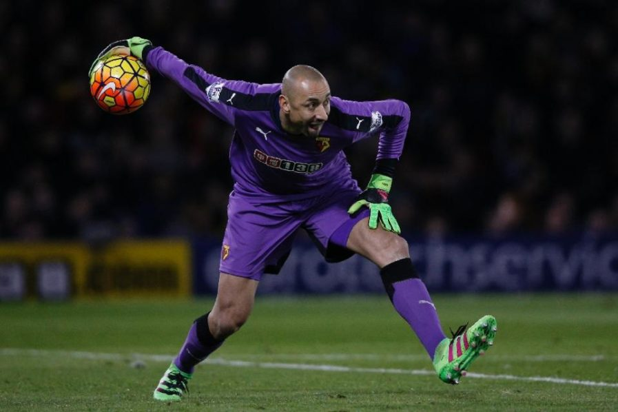 SPORT: Watford keeper Gomes signs new contract