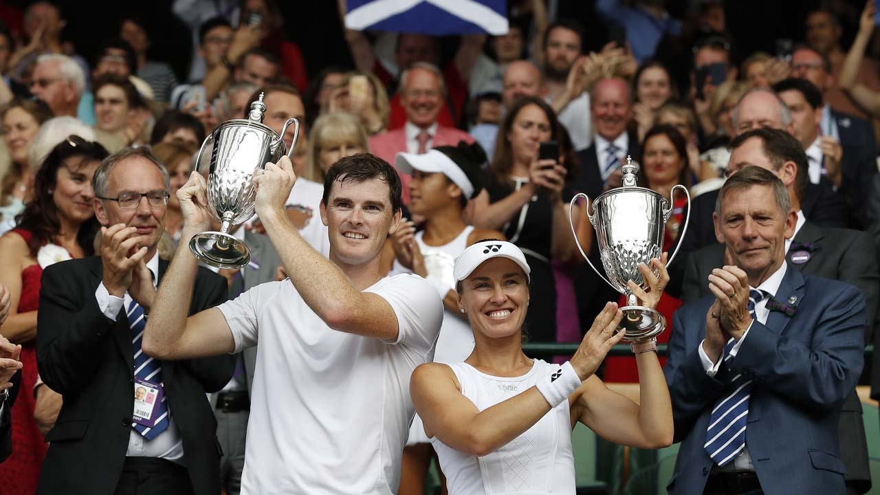 DIET IN A DAY: JAMIE MURRAY
