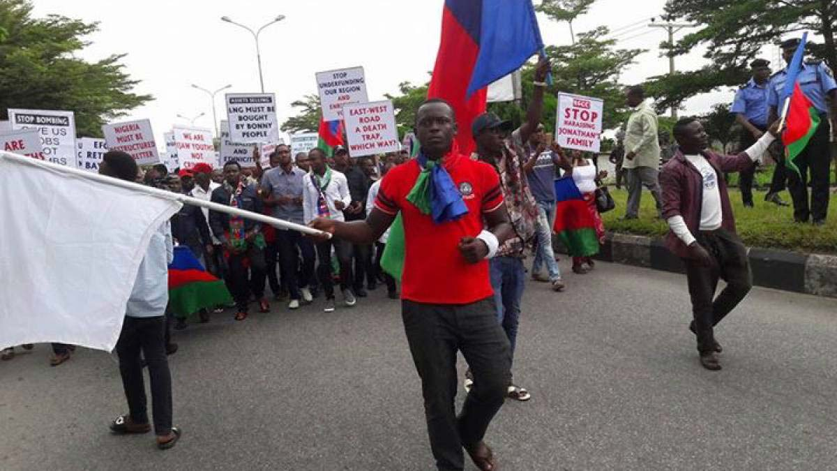 Ijaw youths shut content board for not relocating IOCs offices