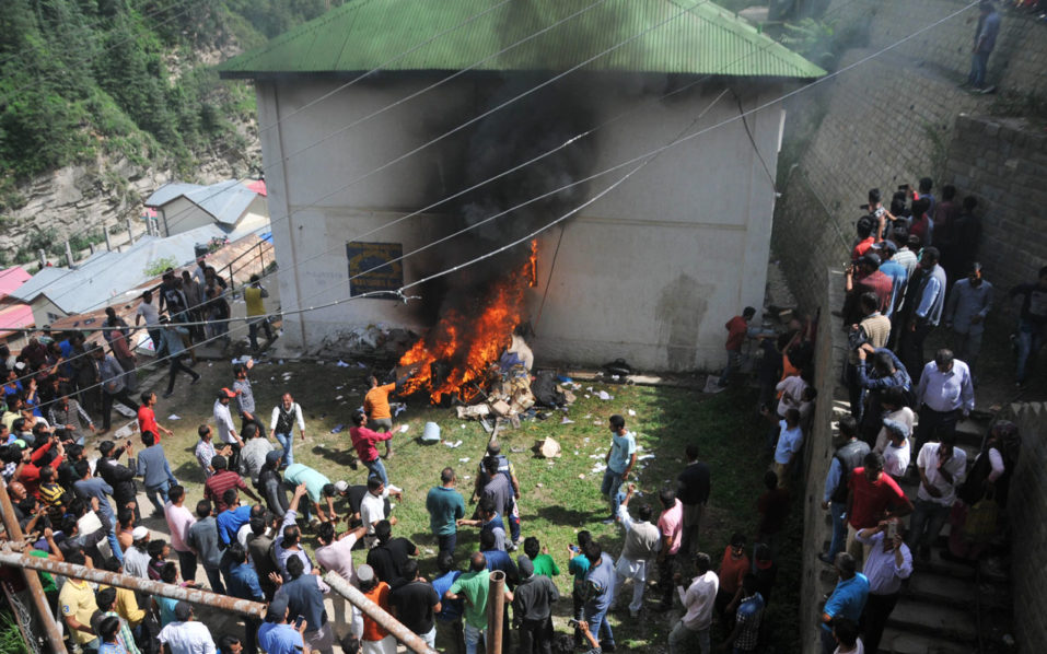 Kotkhai rape-murder: Protests reach Shimla