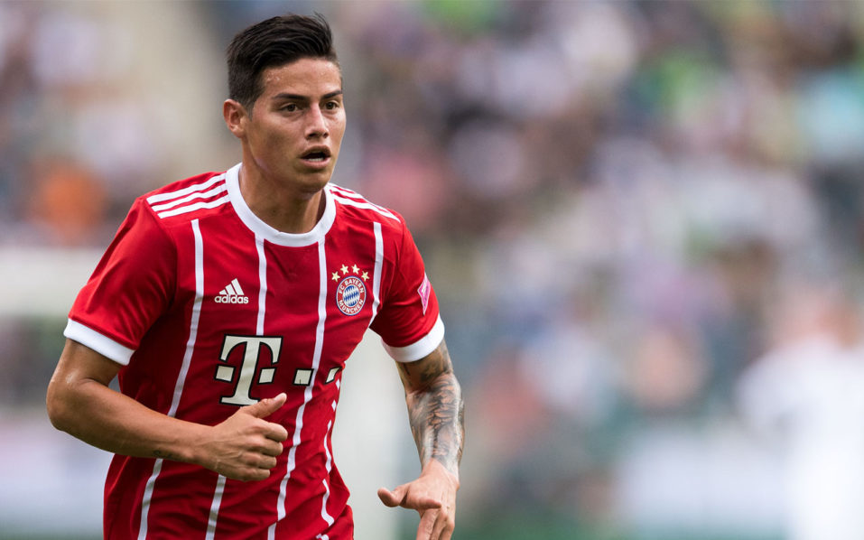 Rodriguez not here to replace Mueller, says Ancelotti ...