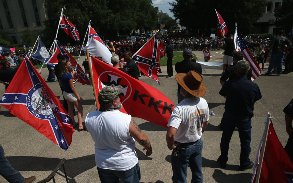 Virginia town girds for KKK march — World — The Guardian Nigeria ...