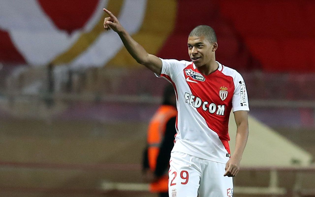 SPORT: Monaco in talks with Mbappe over contract extension