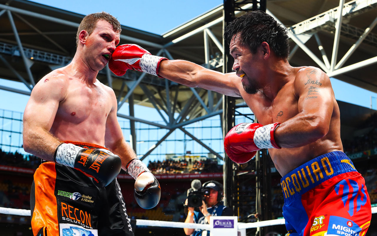 5 independent judges confirm decision for Horn over Pacquiao