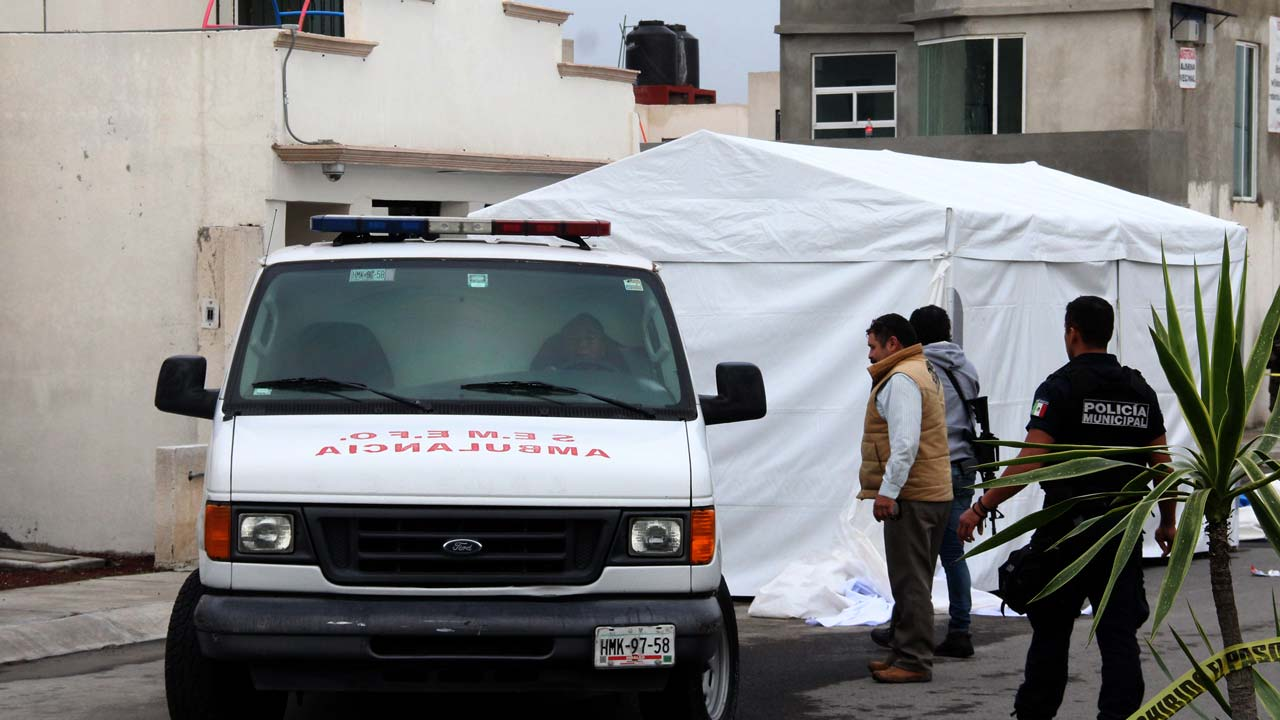 Gunmen kill 11 people attending party in Mexico