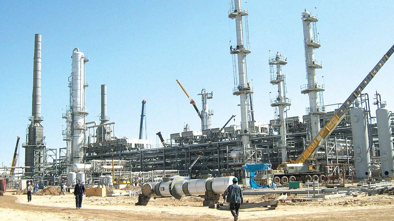 Refineries: Contemplating the modular option