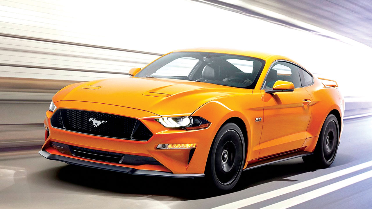 Ford tweaks 2018 Mustang to fastest pony car ever | The ...