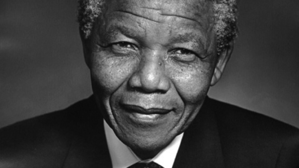 Nelson Mandela Speech Education Prison Youth Timeline Biography