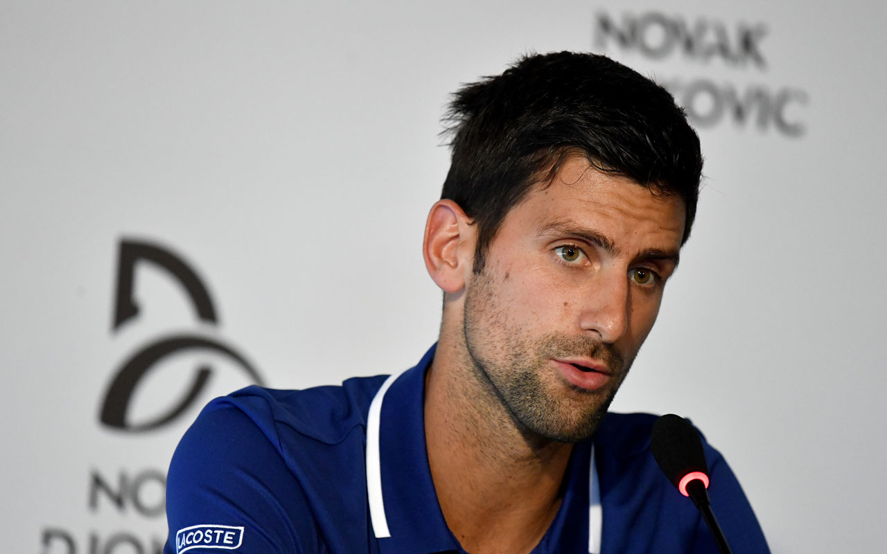 Shocking revelations about Djokovic-Agassi split emerge