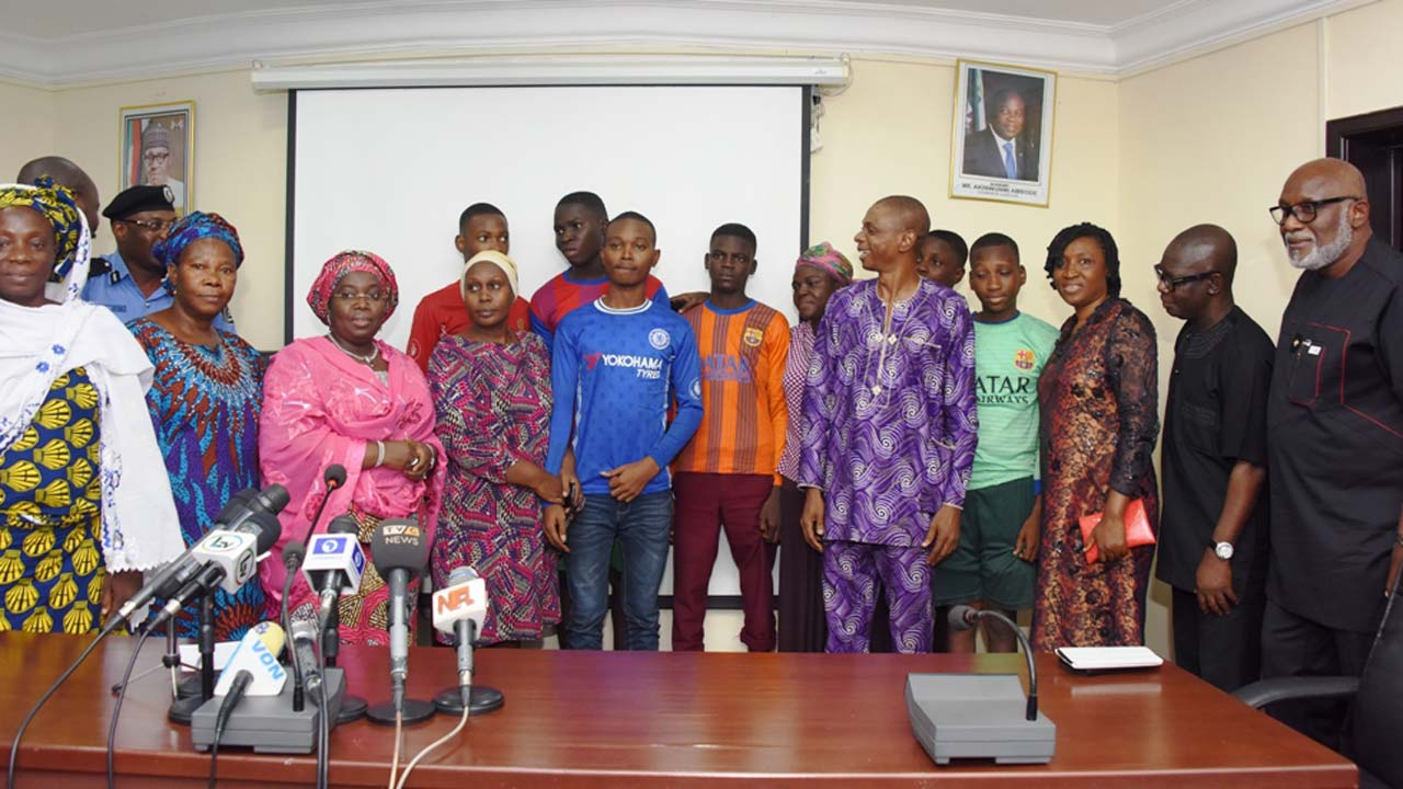 Presidency commends Lagos govt over the release of kidnapped Igbonla students