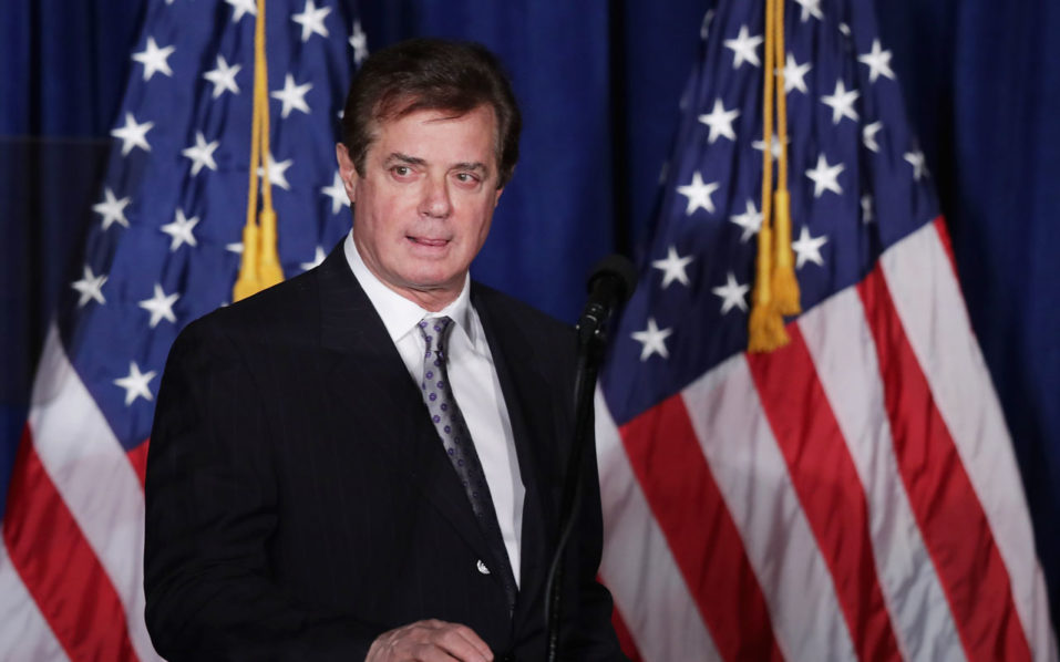 Subpoena dropped against former Trump campaign chairman