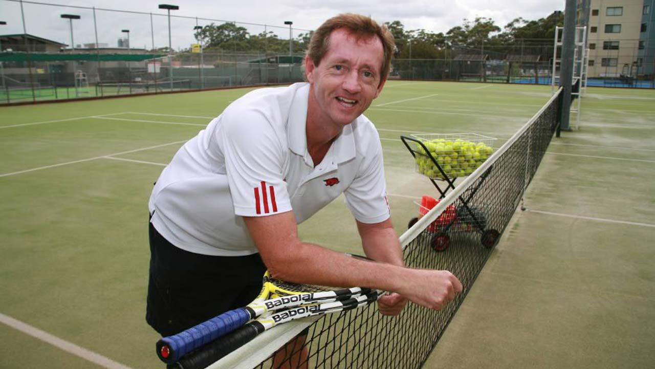 Former Australian tennis pro Peter Doohan passes away