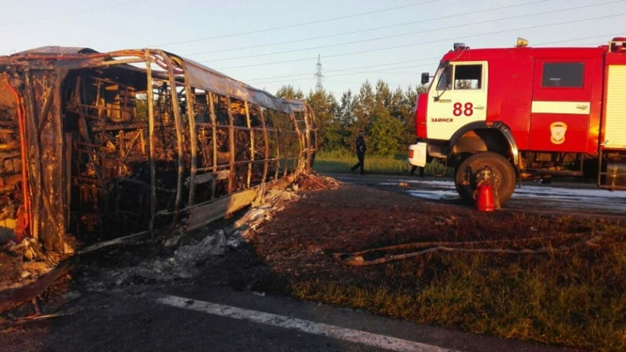 20 killed in road accidents across Russian Federation
