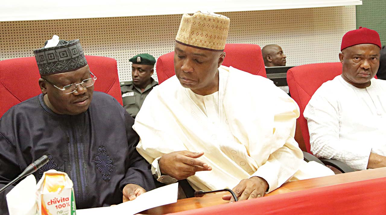 Senate blames customs, immigration for N7 trillion…