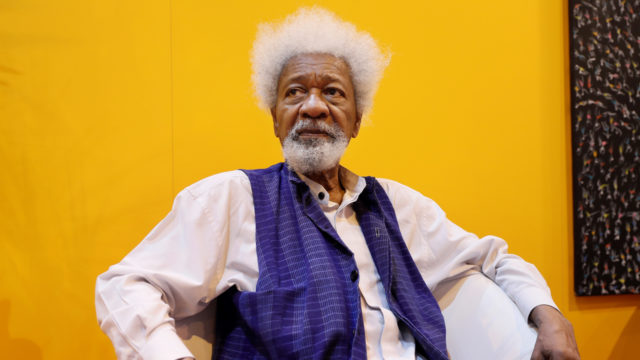 Soyinka urges finality on Abiola's June 12 victory