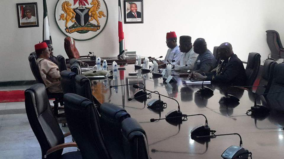 South Governors appoint Gov Dickson as Forum Chairman