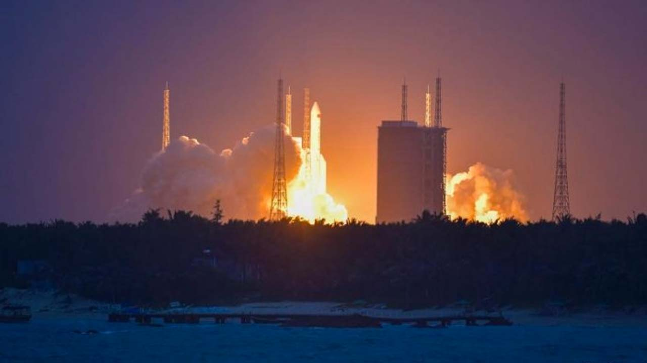 China's 'heaviest rocket' Long March-5 Y2 fails post lift-off
