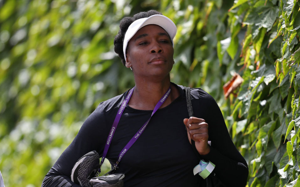 Serena Backs Venus To Keep Wimbledon Title In The Family