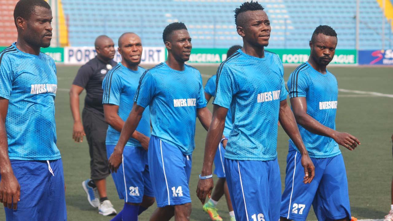 SPORT: Rivers United pip Niger Tornadoes 2-0