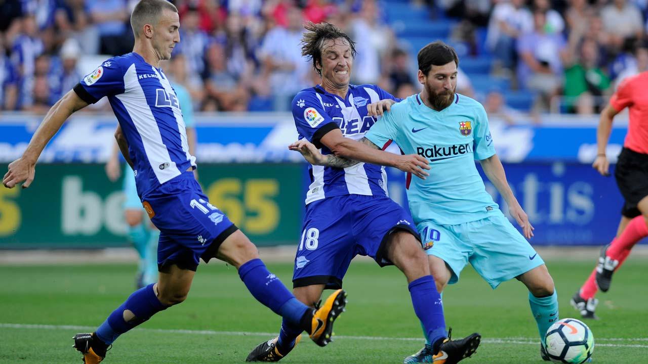 Suaresin başladığını Messi sona çatdırdı -