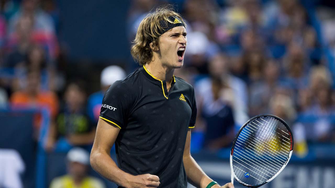 New kid Zverev sad at 'coolest dude' Murray quitting tennis