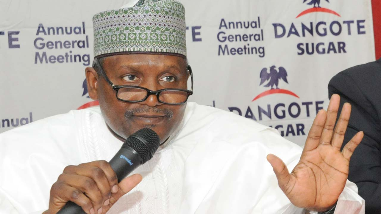 Image result for Dangote Foundation Commits N36bn to Malnutrition Intervention Plan