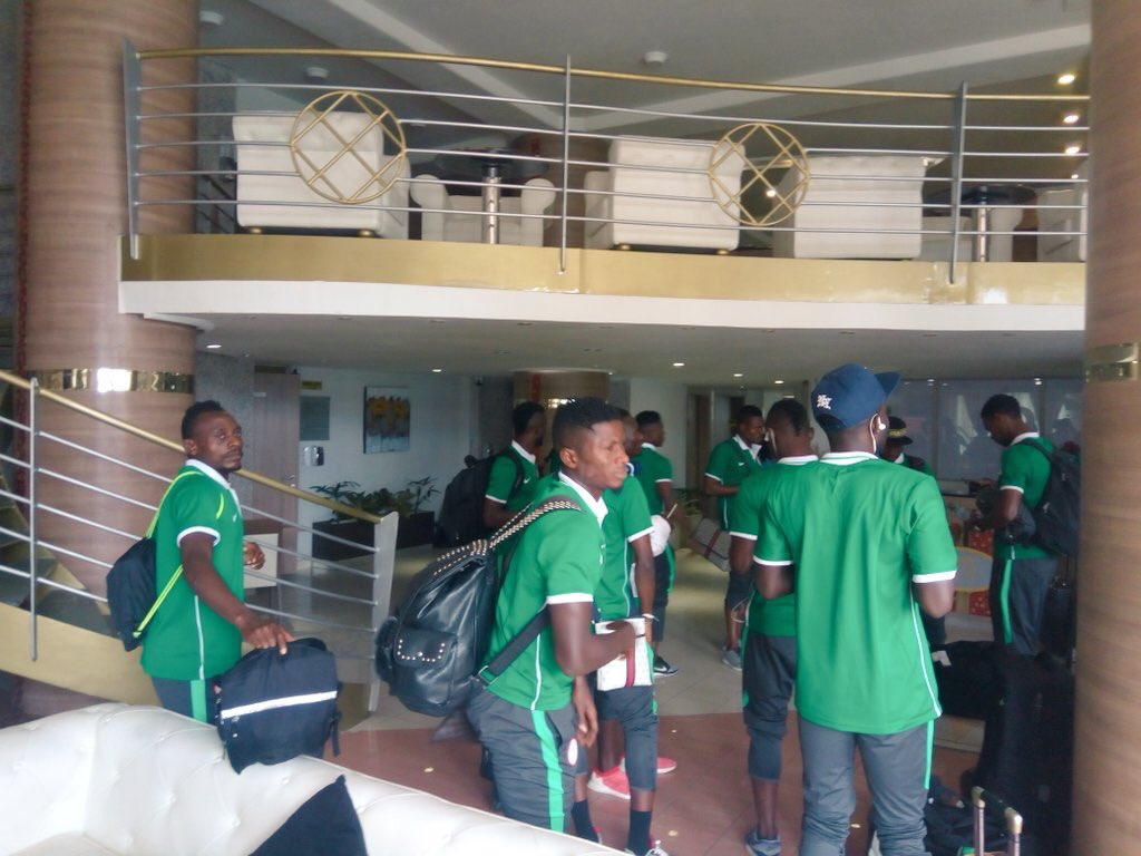 Eagles leave tomorrow for CHAN in Morocco
