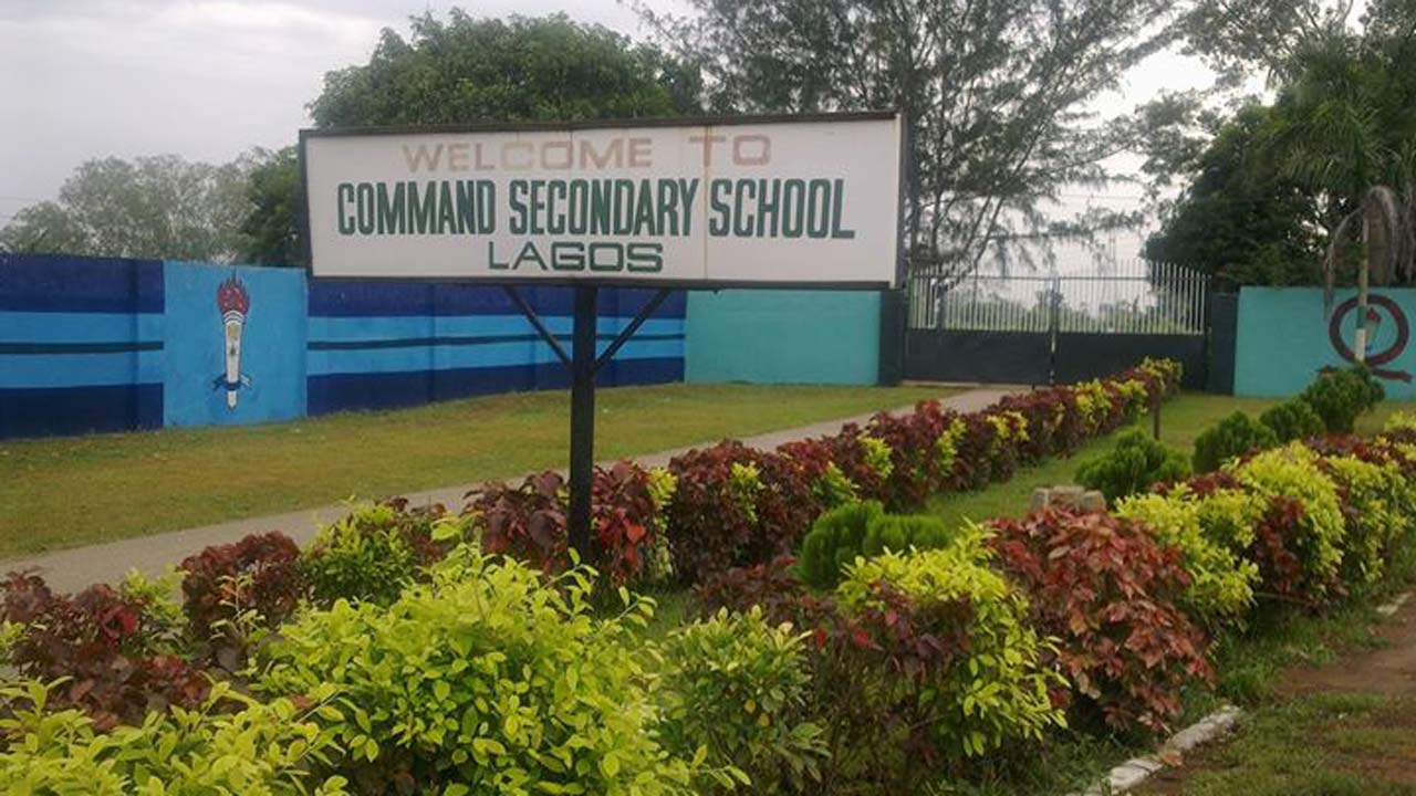 command secondary schools in Nigeria