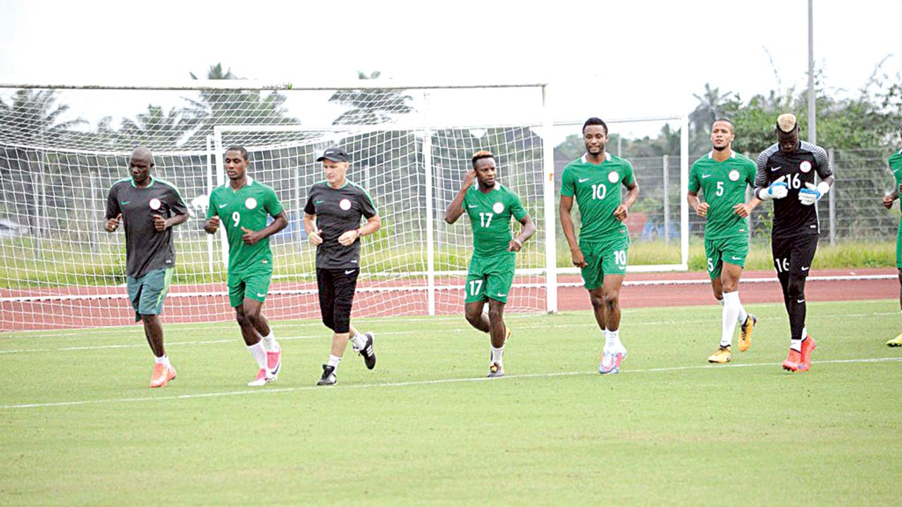 Nigeria vs Cameroon: Uyo Stadium is not cursed - Rohr