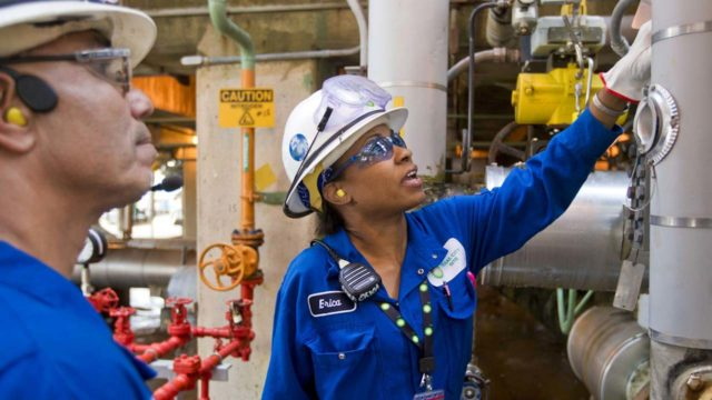 Female engineers worried about Chinese loans
