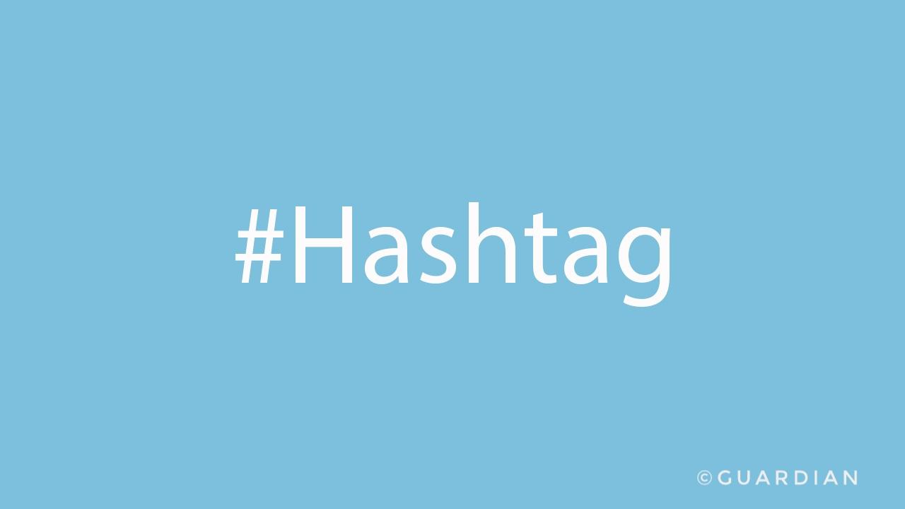 #HappyBirthday! Hashtag turns 10