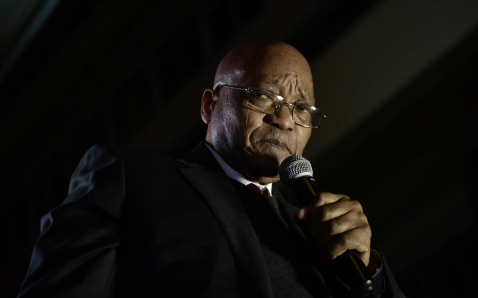 Good News: South Africa's President Survives Vote Of No Confidence