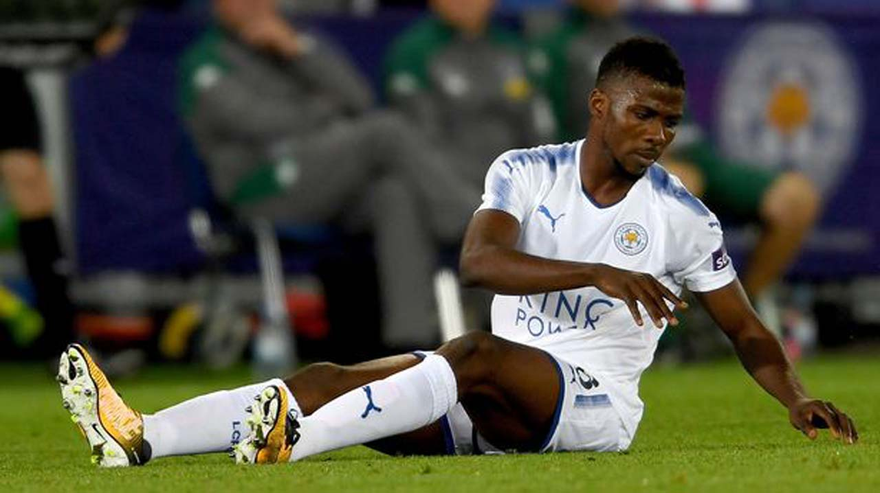 Iheanacho at £25m a bargain says Thierry Henry — Sport — The